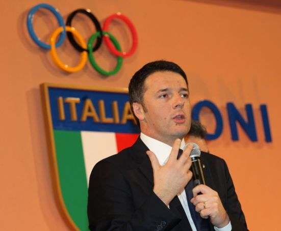 Rome to bid for 2024 Olympics