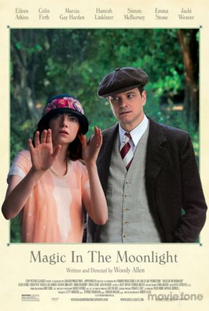 Magic in the Moonlight showing in Rome