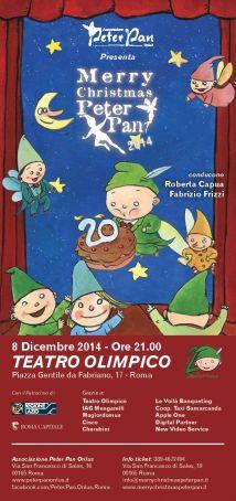 Merry Christmas Peter Pan