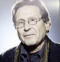 Alvin Curran in Rome