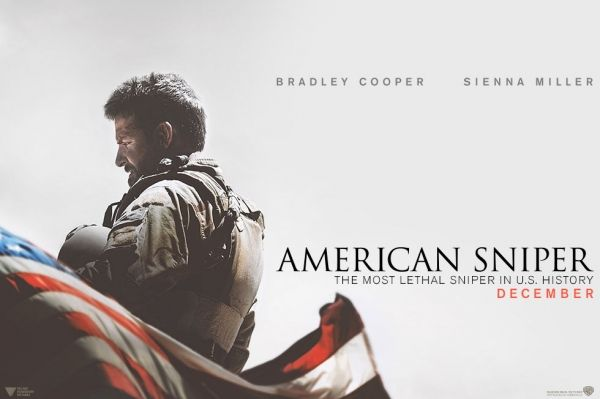 American Sniper showing in Rome
