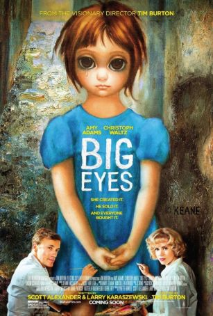 Big Eyes showing in Rome