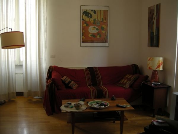 Cozy and bright appartment in Testaccio