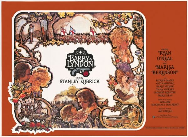 Barry Lyndon showing in Rome