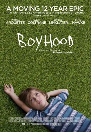 Boyhood showing in Rome