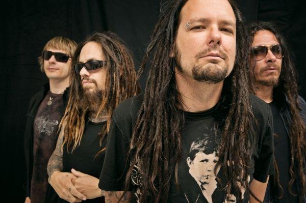 Korn concert in Rome