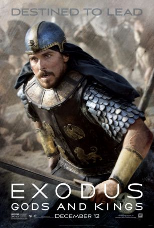 Exodus: Gods and Kings showing in Rome