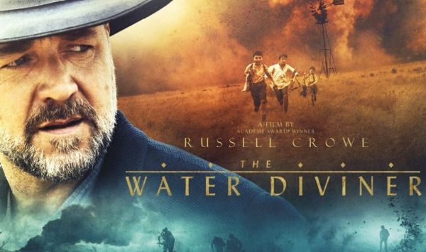 The Water Diviner showing in Rome