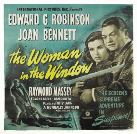 The Woman in the Window showing in Rome
