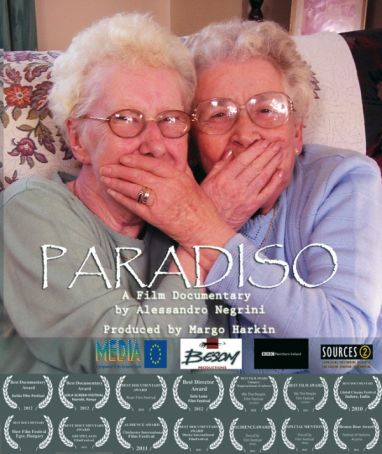 Paradiso showing in Rome