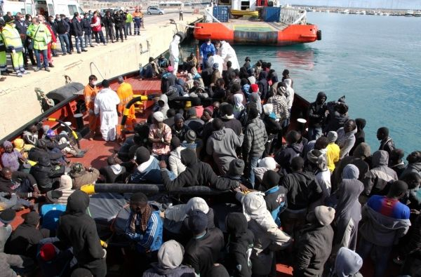 Italy rescues more than 2,000 migrants