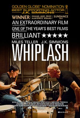 Whiplash showing in Rome
