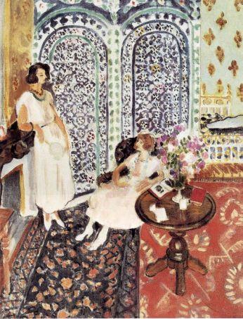 Matisse: Arabesque
