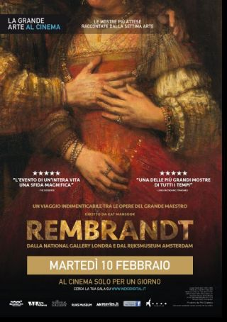 Rembrandt showing in Rome