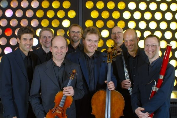 Scharoun Ensemble at American Academy in Rome