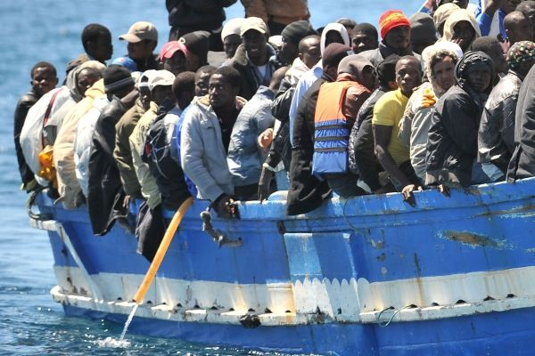 29 migrants die of hypothermia off Lampedusa
