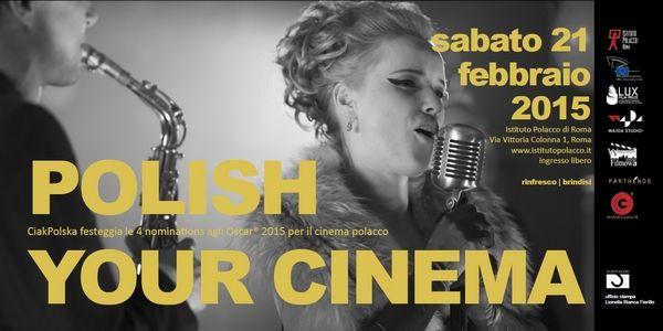 Polish cinema in Rome