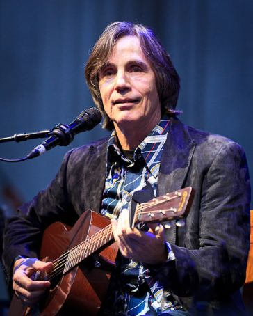 Jackson Browne in Rome