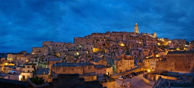 The modern renaissance of Matera