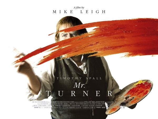 Mr Turner showing in Rome