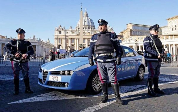 Rome on alert after ISIS threat