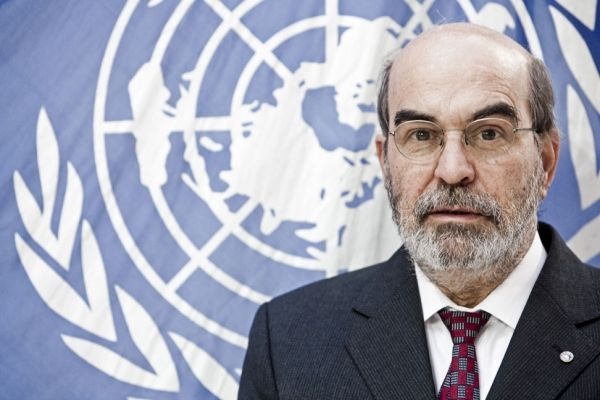 Incumbent FAO boss only candidate for election