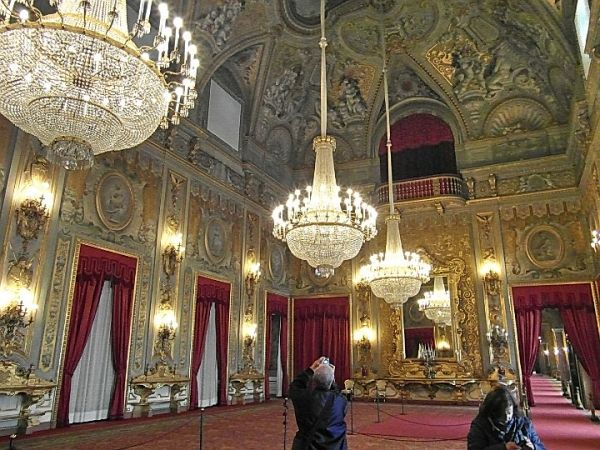 Rome's presidential palace to open daily