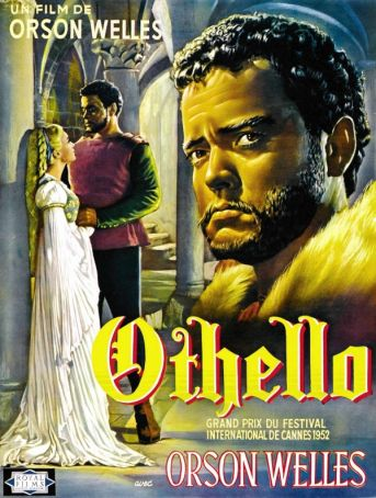 Othello showing in Rome