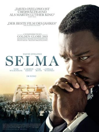 Selma showing in Rome