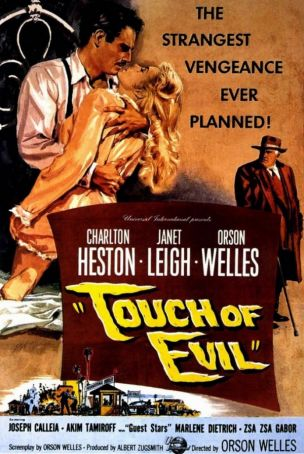 Touch of Evil showing in Rome