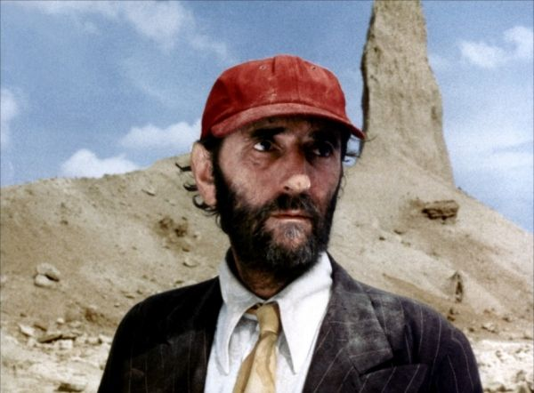 Paris, Texas showing in Rome