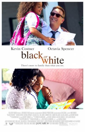 Black or White showing in Rome