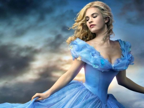 Cinderella showing in Rome