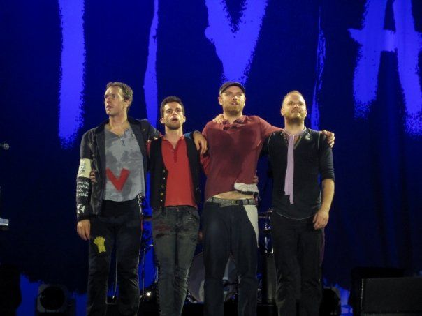 Talk of Coldplay concert in Circus Maximus