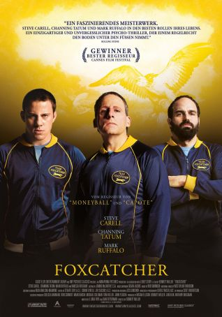 Foxcatcher showing in Rome