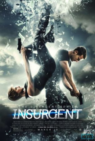 Insurgent showing in Rome