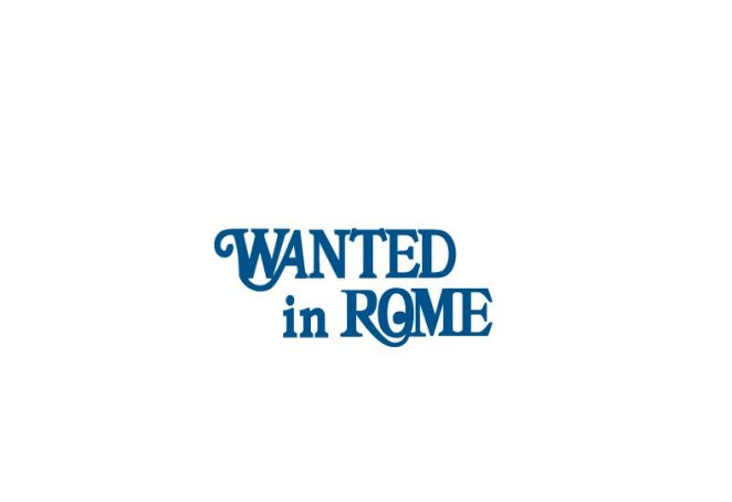 Wanted in Rome's new website