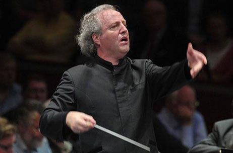 Manfred Honeck conducts Brahms at S. Cecilia