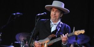 Bob Dylan performs at the Baths of Caracalla in Rome this summer.