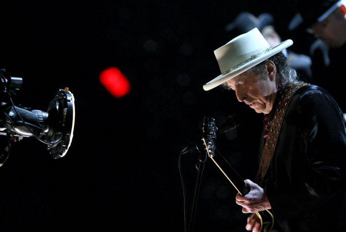 Bob Dylan returns to Rome