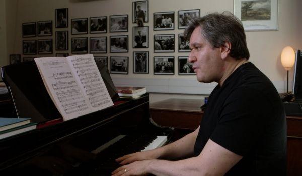 S. Cecilia homage to Schumann annd Brahms