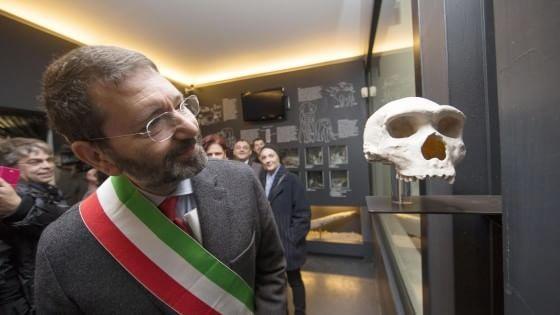 Pleistocine Museum of Rome opens