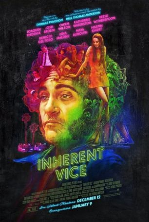 Inherent Vice showing in Rome