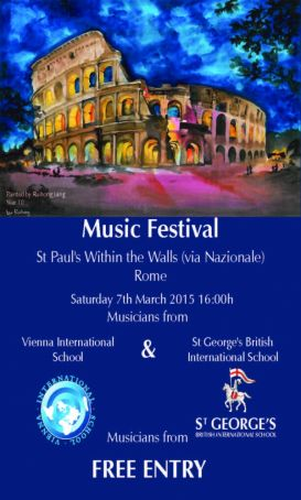 Music Festival at St Paul's Within the Walls
