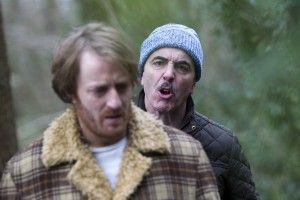 David Wilmot and James Nesbitt