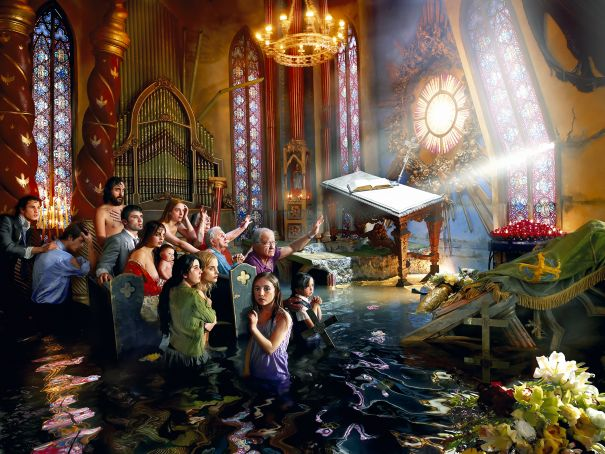 David LaChapelle: After the Deluge