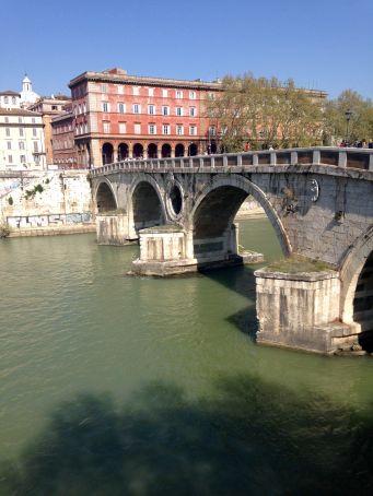 Spring in Rome - Ponte Sisto