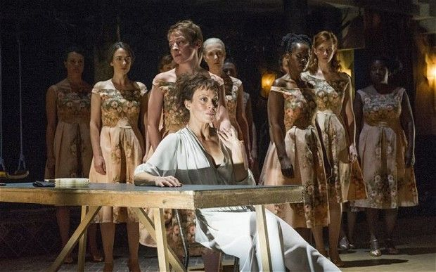Medea: National Theatre Live in Rome