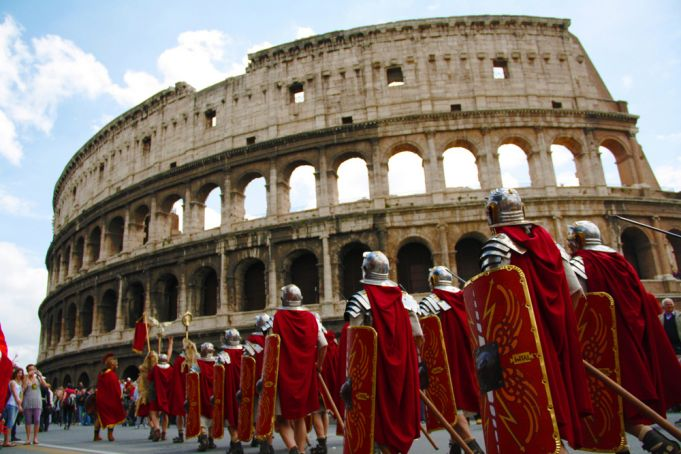 Rome to celebrate 2,768th birthday