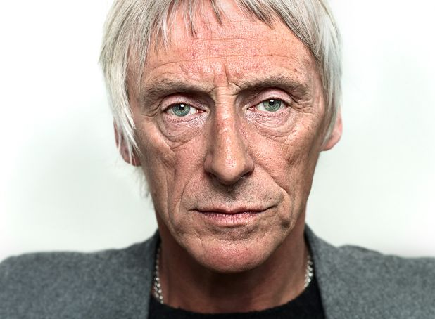 Paul Weller in Rome